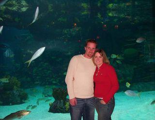 J&I at Aquarium
