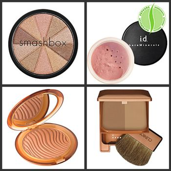 I saw a recommendation for this Clinique Almost Bronzer (with SPF 15!