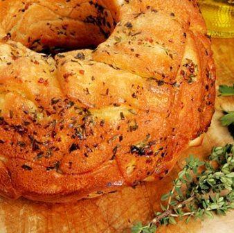 Savory Monkey Bread - Food Lush