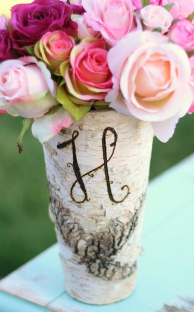 Wildflowers in mason jarsclassically simple and classically rustic