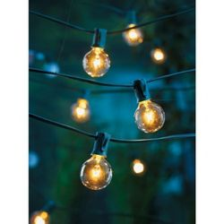 Clear-globe-string-lights