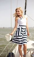Lost at sea skirt