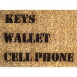 Keys-wallet-cell-phone-mat-DIY