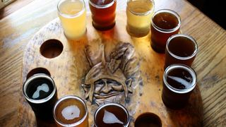 Brewery-sampler