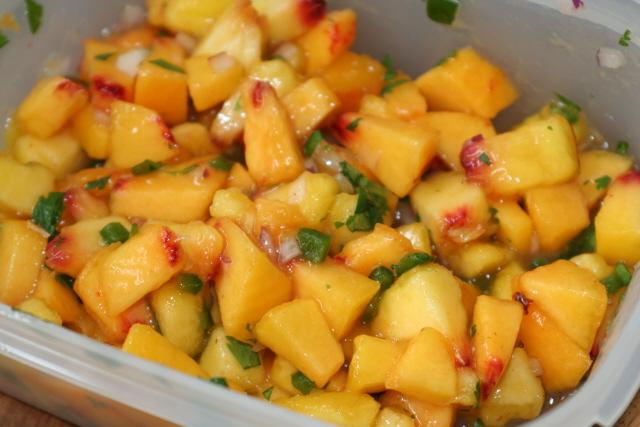 Summer Peach Salsa Recipes — Dishmaps