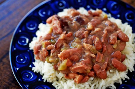 Cajun Red Beans and Rice - Food Lush