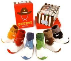 Cowboy boot socks